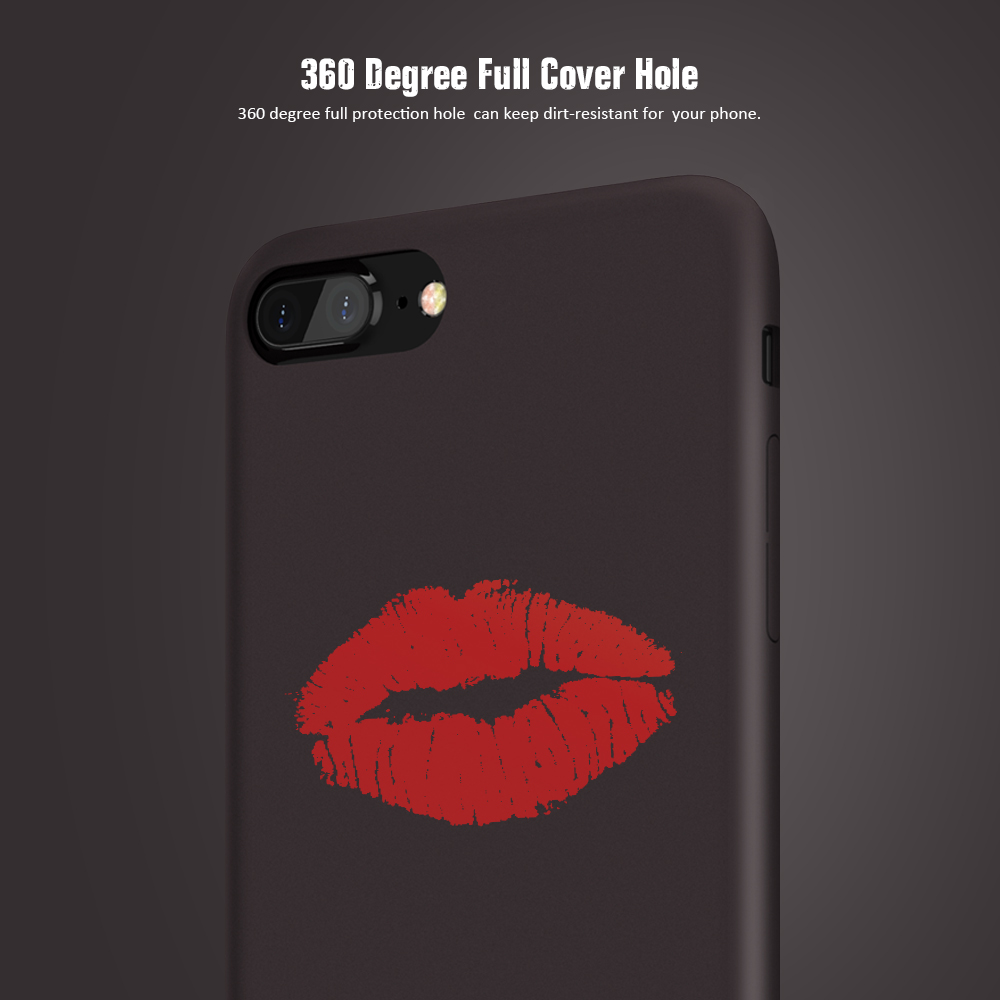 Sensores de calor kisscase case para iphone 7 case 6 6 s técnica cambio de color