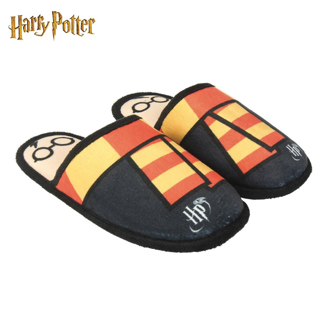 Single Home Slippers Open Premium Harry Potter