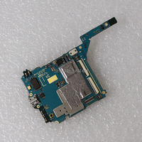 Used Main circuit board motherboard PCB Repair Parts for Samsung GALAXY S4 Zoom SM C101 C101 Mobile phone