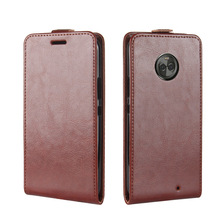 купить Business Vertical Flip Cover for Motorola Moto E4 Plus X4 E5 Case Open UP Down Leather Case for Moto E5 X4 E4 PLUS Phone Case дешево