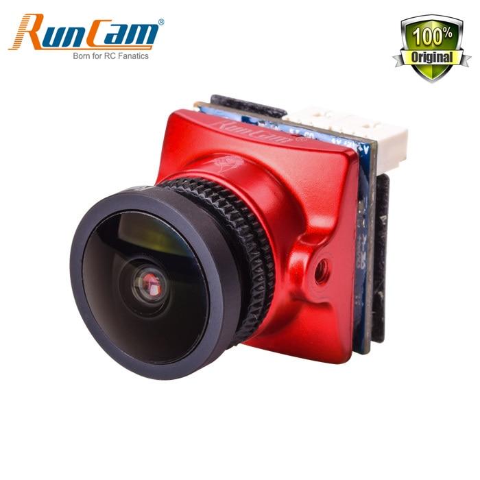 RunCam Micro Eagle 800TVL FPV Camera NTSC / PAL 16:9 / 4:3 Switchable 1/1.8 CMOS Sensor 5-36V for FPV Quadcopter Racing Drone
