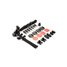 лучшая цена Set 26 In 1 Support Base Camera Accessories for GoPro Hero 7/6/5/4/3/3+/2/1