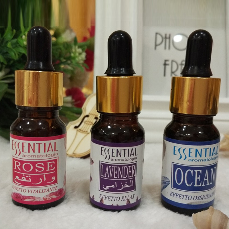 Water-soluble Oil Essential Oils for Aromatherapy Lavender Oil Humidifier Oil with 12 Kinds of Fragrance RoseWater-soluble Oil Essential Oils for Aromatherapy Lavender Oil Humidifier Oil with 12 Kinds of Fragrance Rose