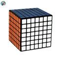 Shengshou Linglong 7x7x7 Cubo de $ Number Capas Shegnshou Mini 7x7x7 Cubo de Velocidad Profesional Juguetes Cubo mágico Puzzle Cube 7*7*7 Cubo