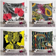 Indian Bohemia Mandala Tapestry Totem Owl Wall Tapestries Beach Towel Yoga Pad Blanket Camping Mattress Art Decor 200x150cm