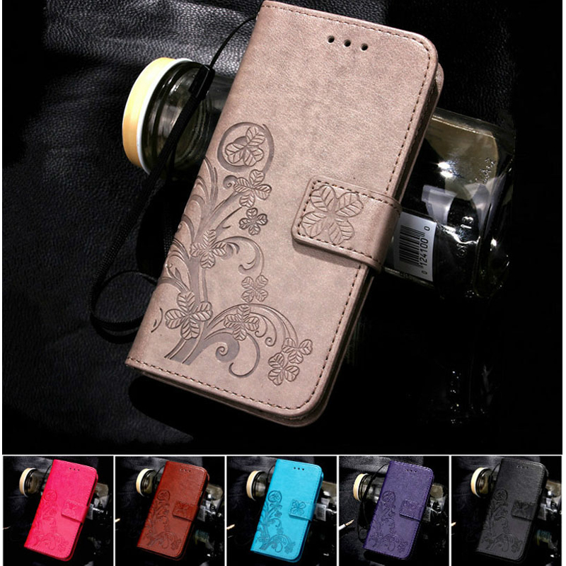 For iPhone 6 Case 4S 5S Leather Flip