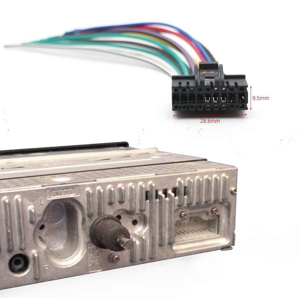 hight resolution of sony stereo wiring harness wiring diagram datasource sony car audio wiring harness detail feedback questions about