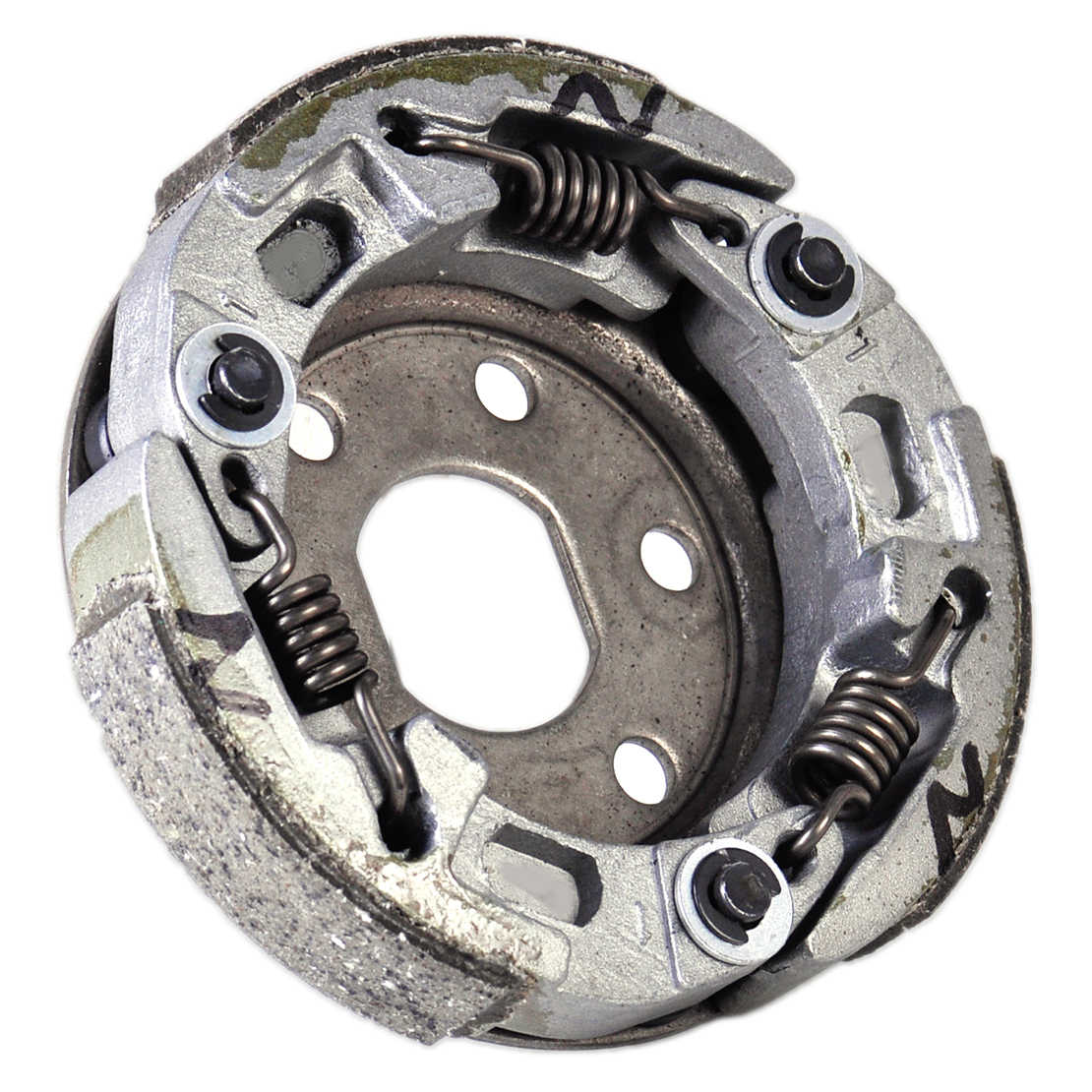 CITALL Performance Racing Clutch Replacement Fit for GY6 50cc 139QMB  Scooter Honda Yamaha Suzuki Loncin ATV Quad Moped kazuma