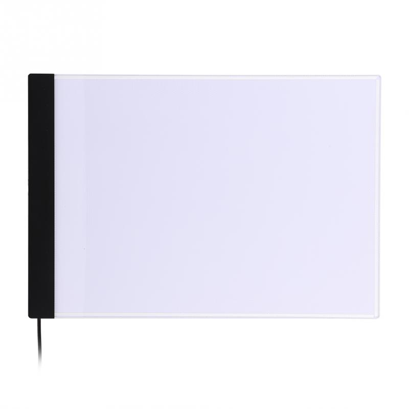 YOUTHINK Portable LED Light Box A4 Tracing Board Copyboard Drawing Thin Pad Table 3-level Adjustment велосипед kross level a4 2014
