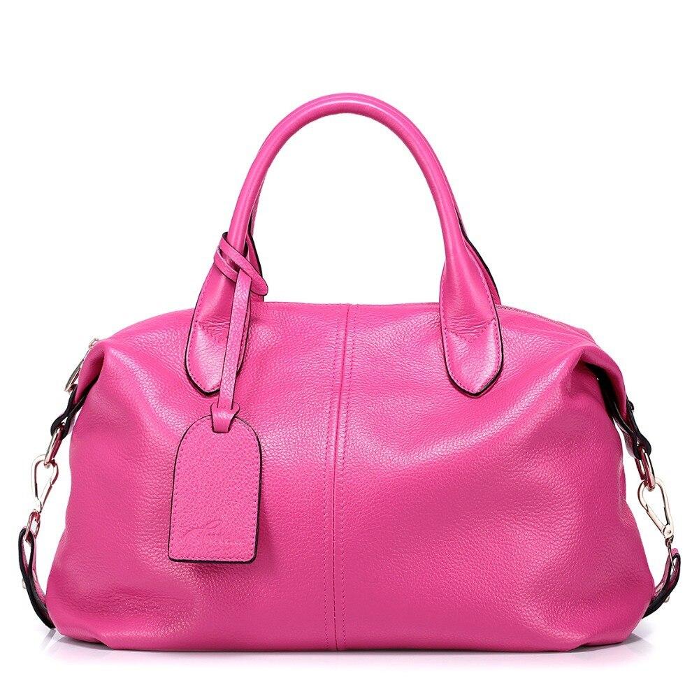 Nucelle γνήσια δερμάτινη τσάντα γυναικών - Τσάντες - Φωτογραφία 2