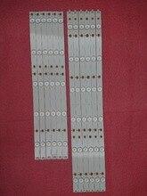 Nieuwe 5set = 60 PCS LED Backlight strip Voor TPT500J1 LE8 50PFH5300 50pfk4009 500TT26 500TT25 V5 500TT56 500TT55 V0