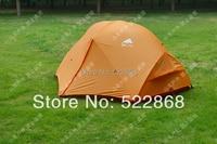 3F Высокое качество Сверхлегкий с двойным покрытием 210 T водостойкая палатка