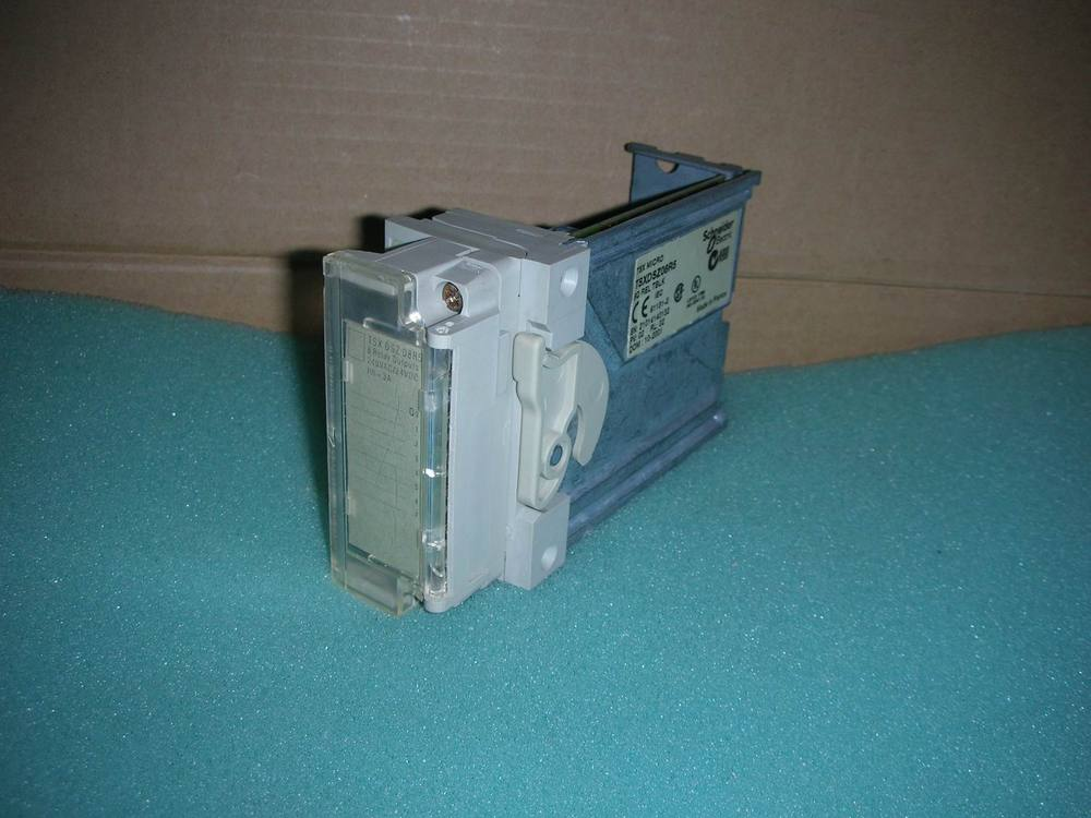 1PC USED Schneider PLC TSXDSZ08R5 1pc used plc a1sy42p