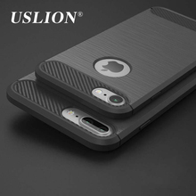For Apple iPhone 5 5s SE 6 6s 7 7 Plus Phone Cases Luxury Shockproof Armor Silicone Back Cover Case Capa Coque For iPhone 7 Plus