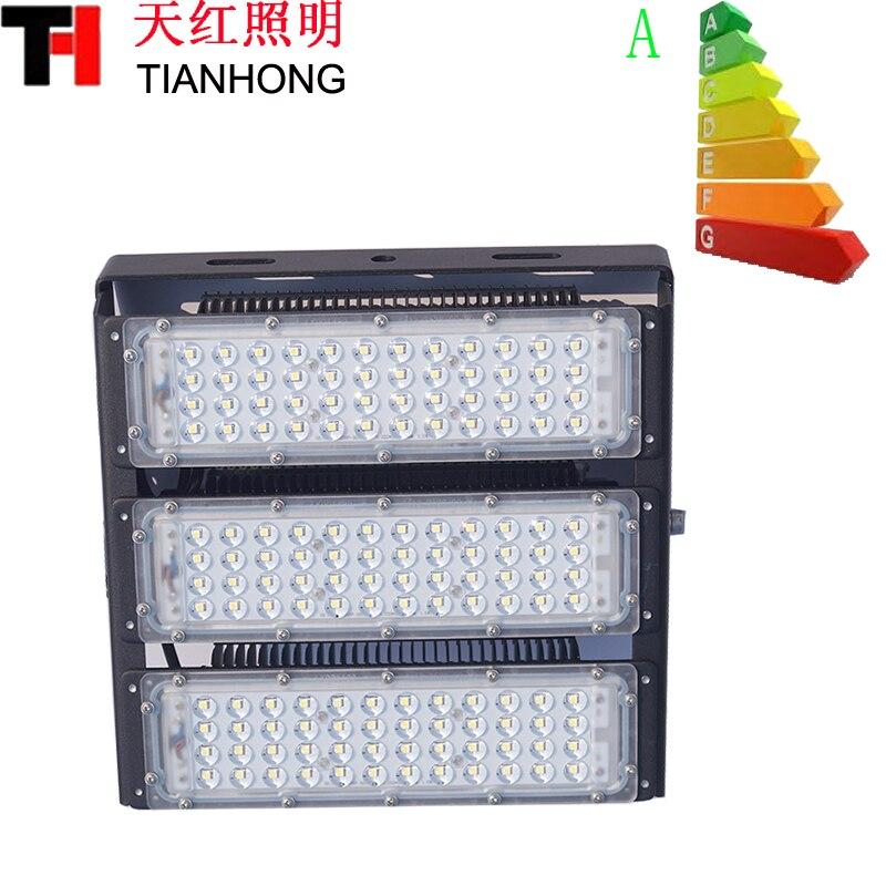 150LM / W IP65 водоустойчива LED прожекторна светлина доведе тунелна светлина led индустриална светлина LED висока светлина 150W 5 години гаранция