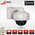 ANRAN Onvif H.264 CMOS Sensor 25fps 2.0Megapixel 1080P Full HD 30IR Outdoor Vandal-proof Dome Security CCTV Network IP Camera