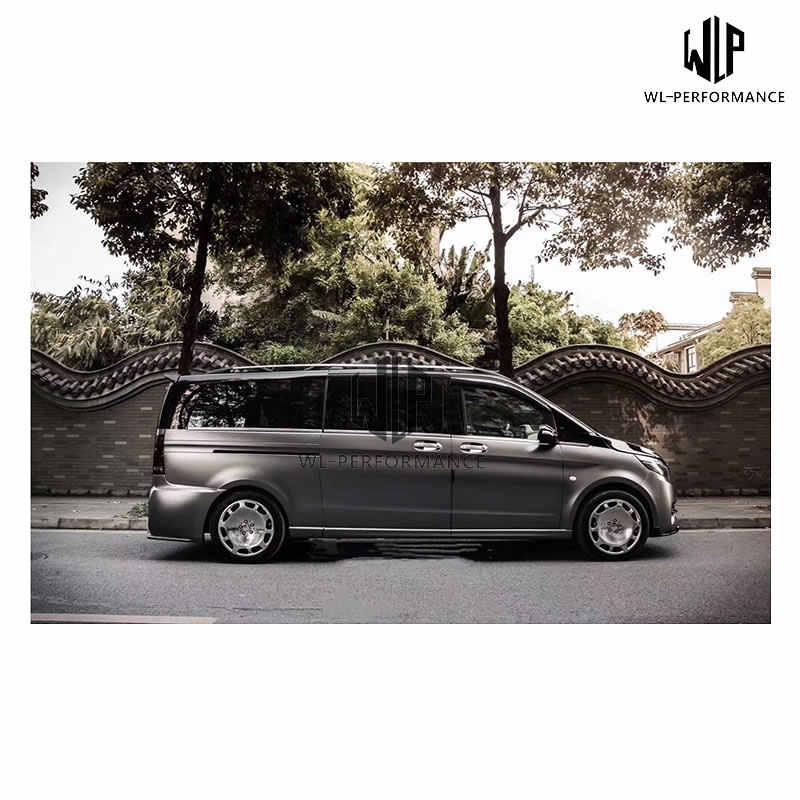 Высокое качество FRP Передняя Задняя решетка бампера капот двигателя капот для merceers-Benz Weiting V класс 250 260 Maybach стиль