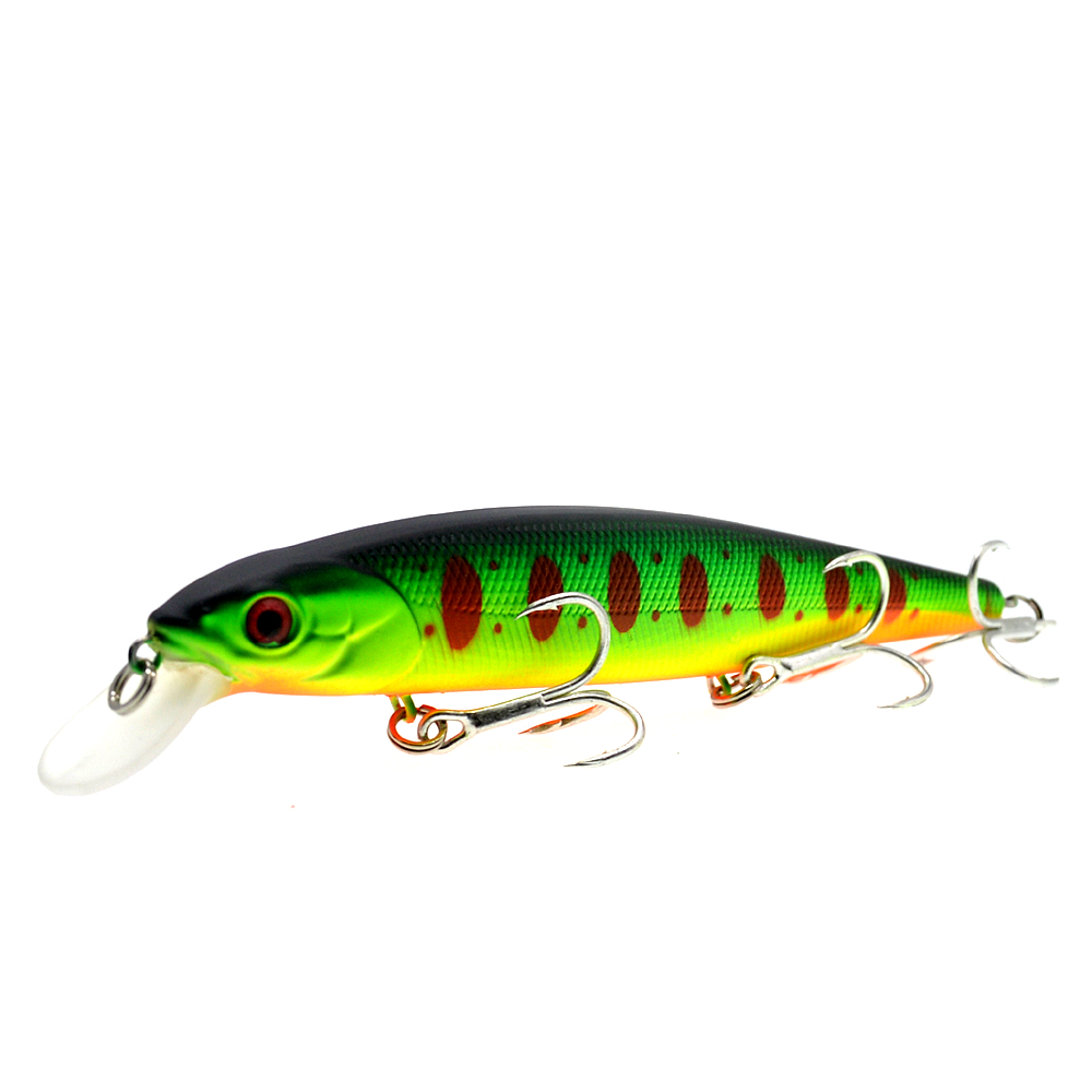 Image 5 - WLDSLURE  Best Quality Fishing Wobbler 24g/140mm Sinking Minnow Pike Bass Fishing Lures peche isca artificial-in Fishing Lures from Sports & Entertainment