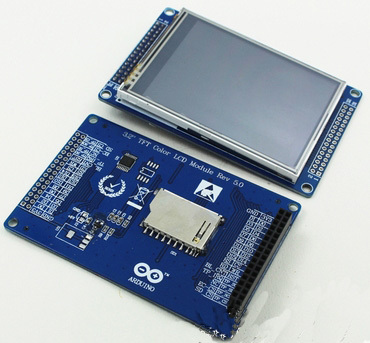 DRIVER FOR STM32 TFT LCD