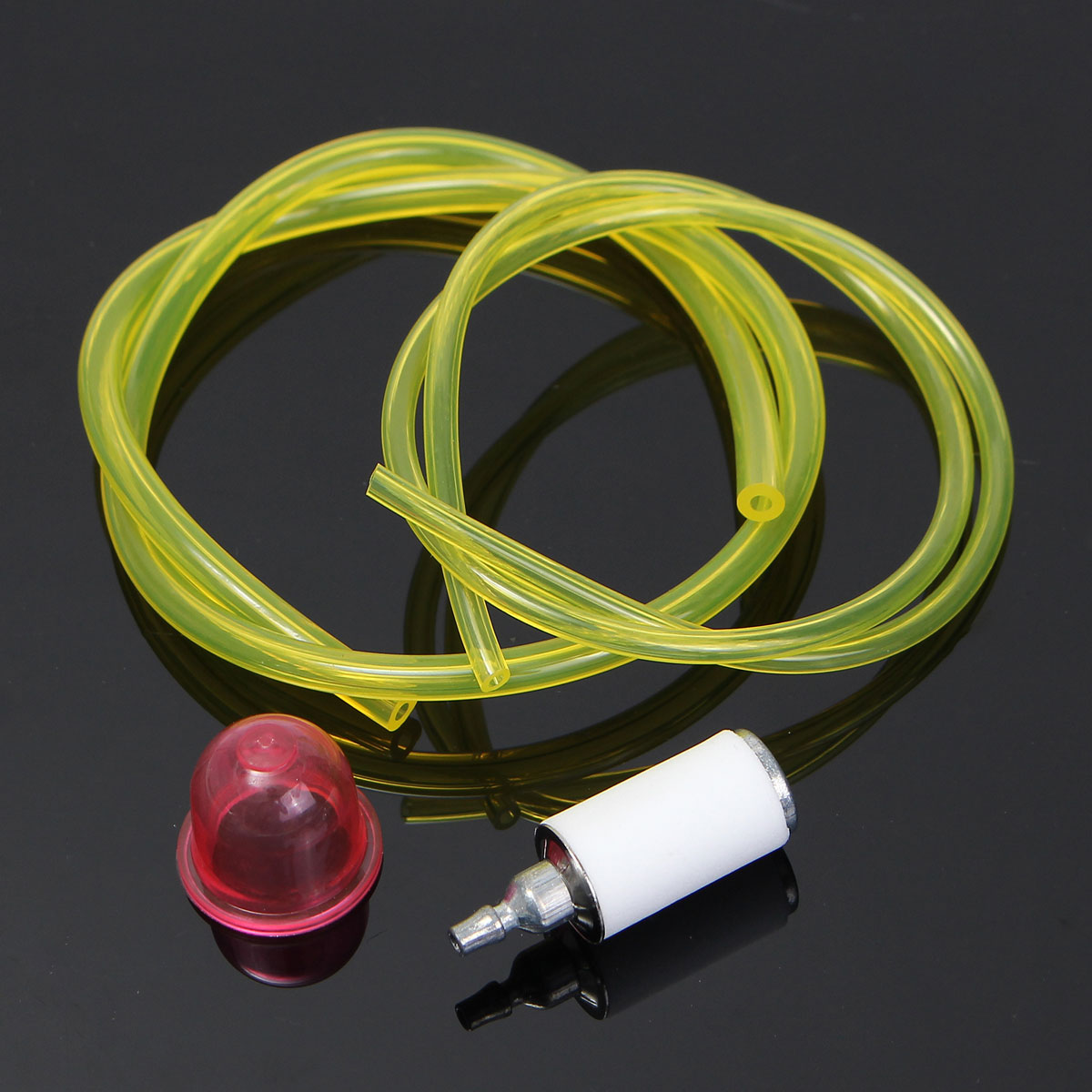 Aliexpress.com : Buy Gardening Mower Weedeater Gas Fuel Line Filter for  Poulan Craftsman Weed Eater Fuel Filter Primer Bulb Line Set from Reliable  Fuel ...