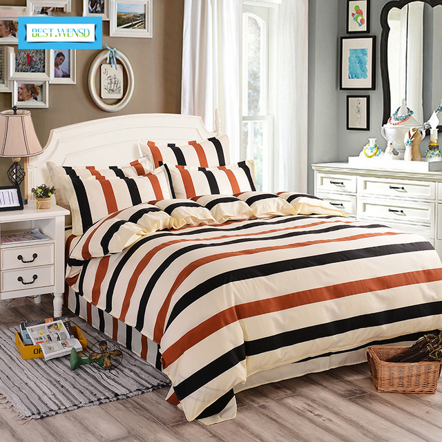 Captivating BEST.WENSD Winter Comforter Bedding Sets Full King Twin Queen Kids Size  4Pcs Bed Sheet