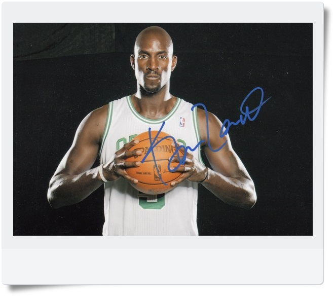 signed Kevin Garnett  autographed  original photo 7  inches freeshipping  3 versions 062017 kevin garnett 2 brooklyn nets nba youth game time player t shirt black