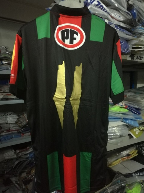 Palestino Chile football club Team soccer shirt Map of Palestine Rare Club  Deportivo Palestino Soccer in stock spot send factory dfc26dcc9
