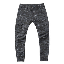 hot deal buy men pants harem joggers pants 2019 men camouflage trousers male hip hop army green cargo pants streetwear pants sweatpants 36