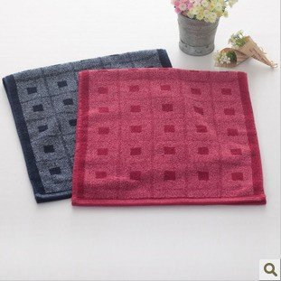 Wholesale 34*75cm 93g Multi-Color 5pcs/lot 100% Cotton Soft Face Towel /Face Cloths/Washer Towel/Hand Towel