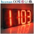 Leeman hot sale 7 segment digital led clock display 24 outdoor clock \ 7 segment digital led clock display \ alarm clock led