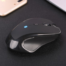 EPULA 2019 New Mouse For Pc Laptop Wireless Bluetooth 3.0 6D 1600Dpi Optical Gam