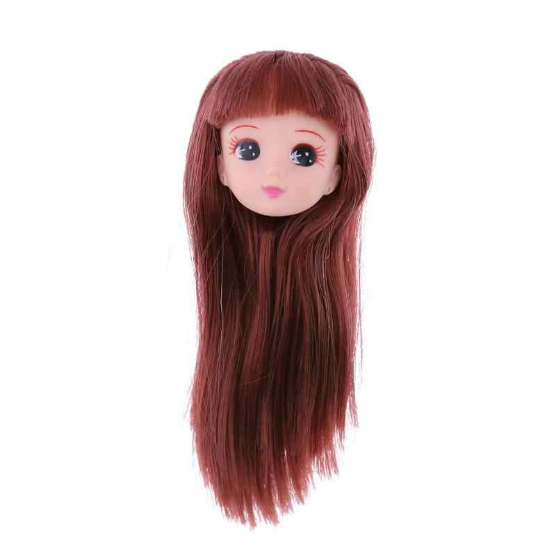 Обнаженное туловище для куклы подвижные шарниры игрушка кукла тело голова принцесса выпечка торта ко дню рождения Аксессуары куклы для детей Детские куклы игрушки