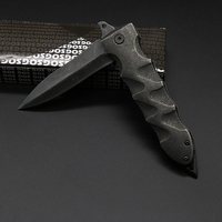 New High Quality Folding Knife 420 Hunting Tactical Knives EDC Pocket Tool Hardness 57HRC Faca Militar