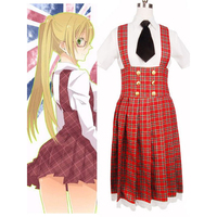 APH Axis Powers Hetalia Gakuen Cosplay School Uniform Women Girl's Halloween Costumes Free Shipping