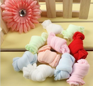 CL0104 Free Shipping, Baby Girl Boy Children Socks Candy Colors 60 Pairs Socks/Lot, For 0-3 Years old child baby GIFT