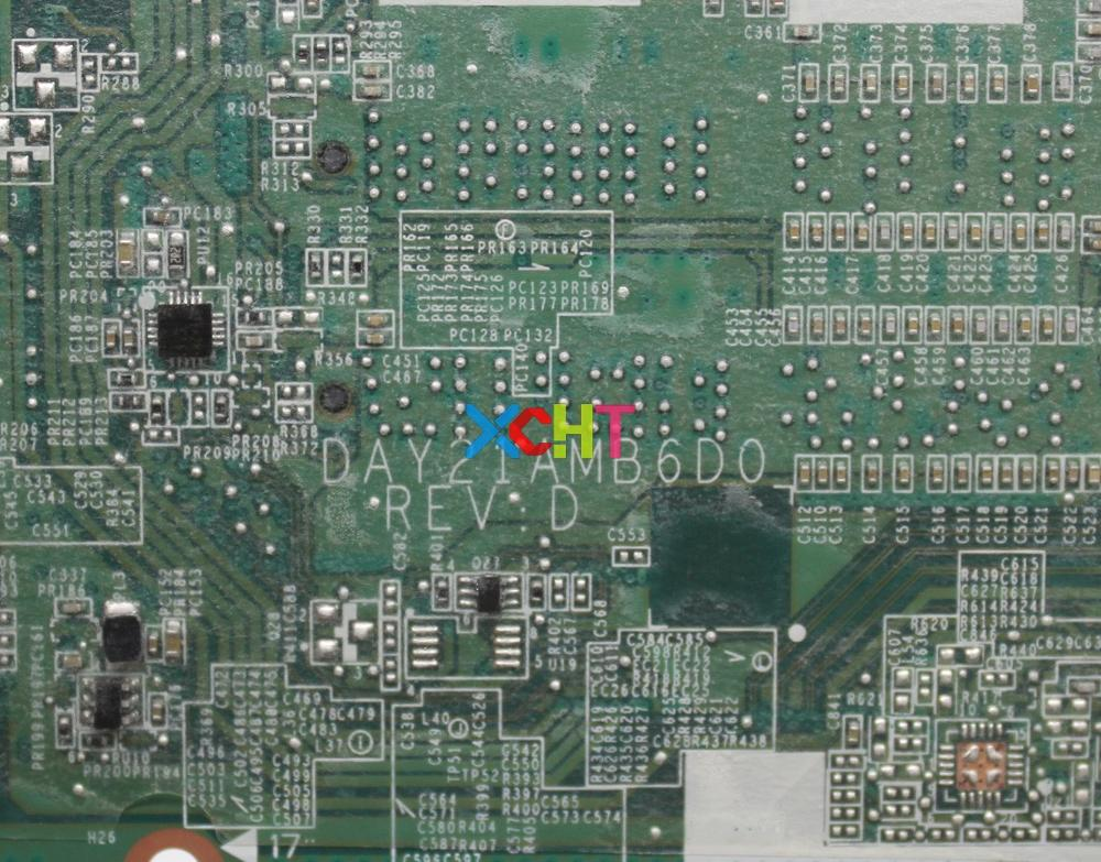 For HP Notebook 17 17Z 17 P 17Z P000 Series 809985 601 DAY21AMB6D0 UMA A10 7300 A76M Laptop Motherboard Tested & Working Perfect