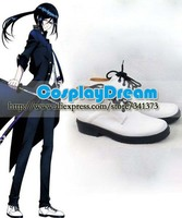Customize Boots K Yatogami Kuroh Cosplay Shoes Custom Any Size Anime Party Boots