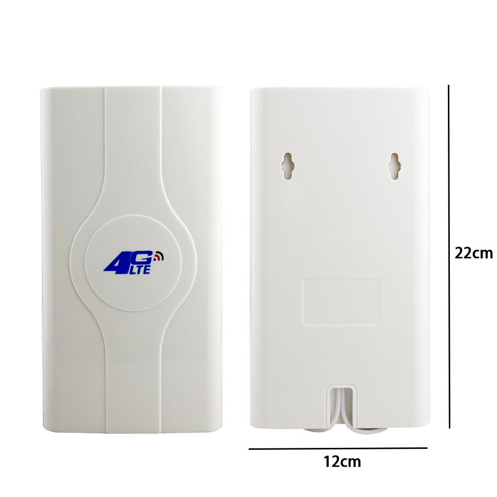 700~2600mhz 88dbi 3g 4g Lte Antenna Mobile Antenna 2* Sma/2* Crc9/2* Ts9 Male Connector Booster Mimo Panel Antenna
