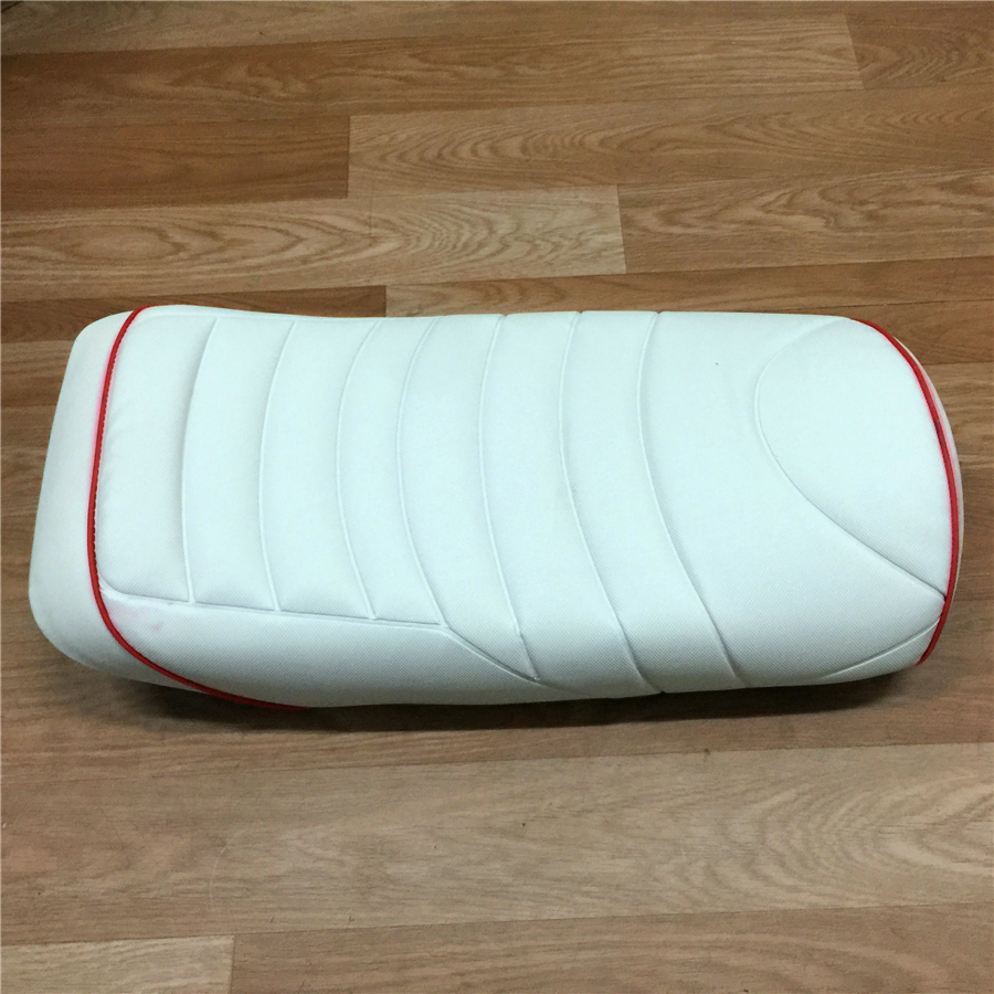 STARPAD Motorcycle electric vehicles into the front and rear seat package double back cushion white cushion free shipping
