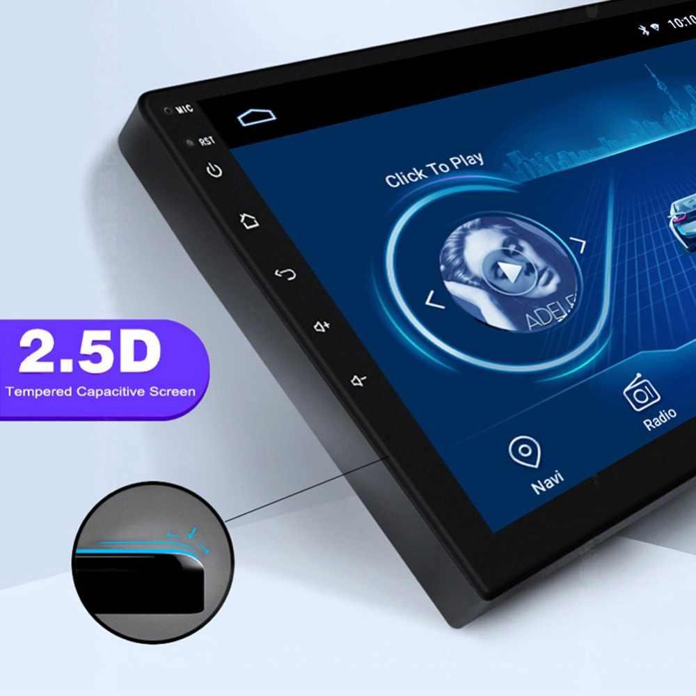 """9 """"súper delgada pantalla táctil Android 8,1 radio GPS navegación para HYUNDAI tudson IX35 2011 2014 estéreo Multimedia con Bluetooth"""