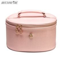 Women Professional Cosmetic Case Portable Large Capacity Suicase Waterproof Online Sales The New Org