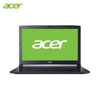 Ноутбук 17,3 ''acer A517 51 544M Негро (i5 7200U, 8 Гб оперативной памяти, 1 ТБ HDD) черный тонкий ноутбук