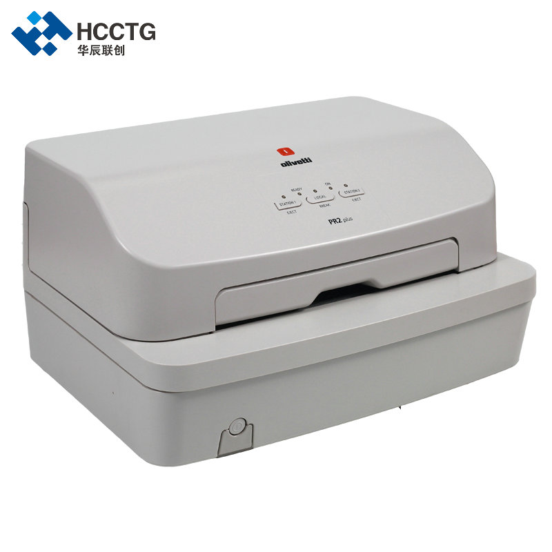 Refurbished Desktop Smart Printing Machine, A4 Size Paper Dot Matrix Print Passbook Printer PR2