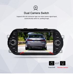 """Image 3 - Android10.0 Car GPS Navigation DVD Player for Fiat Tipo Egea 2015 2016 2017 4G RAM Audio Video Radio FM RDS Stereo 7"""" Multimedia"""