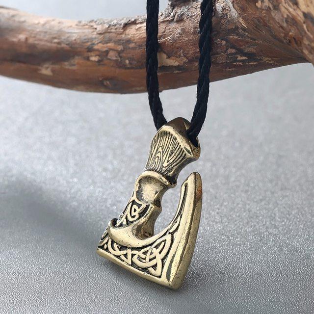 Collier Bronze Viking  4