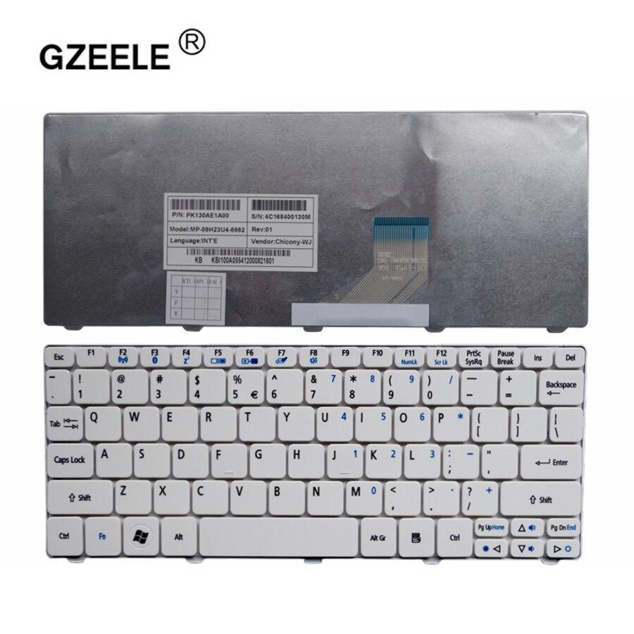 ao521 522 ao522 branco inglês substituir teclado