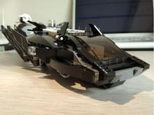 Legoing Black Panther Royal Talon Attack Nakia Building Blocks Toys