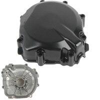 Black Motorcycle Engine Stator Cover Crankcase For Suzuki GSXR600 2000 2001 2002 2003 GSXR 600 750