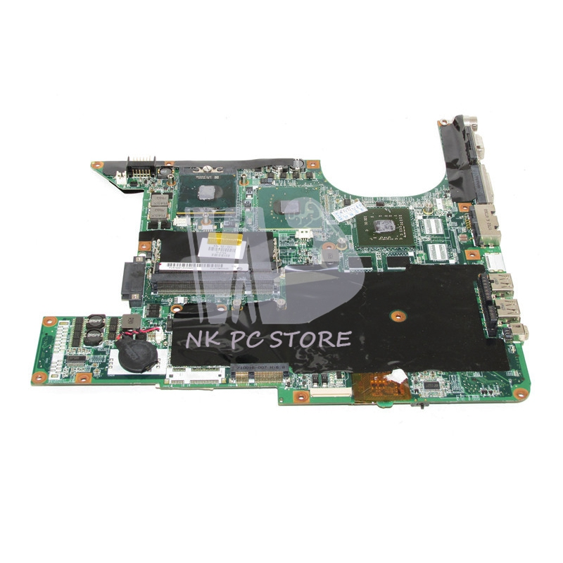 NOKOTION 434722-001 Main Board For HP Pavilion DV6000 DV6500 Laptop motherboard 945PM DDR2 Free CPU with Discrete Graphics nokotion laptop motherboard for hp pavilion dv3 intel pm45 ddr2 with nvdia graphics kjw10 la 4735p 576795 001