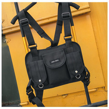 Men Function Tactical Chest Bag New Fashion Unisex Chest Rig